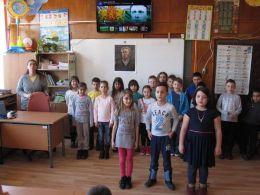 Да си спомним за Левски - ОУ Свети Патриарх Евтимий - Белослав