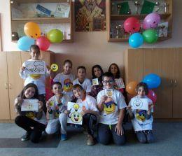 Ден на усмивката  - ОУ Свети Патриарх Евтимий - Белослав