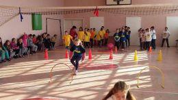 Спортни игри - 26.10.2017 г. ,  I-IV клас - ОУ Свети Патриарх Евтимий - Белослав