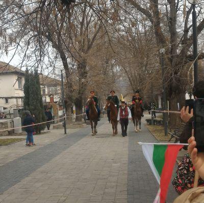 Трети март - ОУ Свети Патриарх Евтимий - Белослав