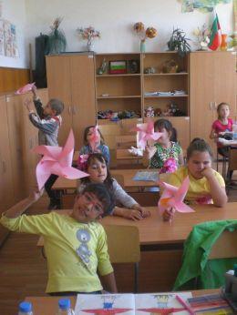 Лятно училище - ОУ Свети Патриарх Евтимий - Белослав